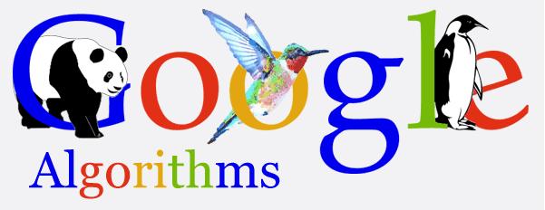 الگوریتم های گوگل شناخت الگوریتم های گوگل