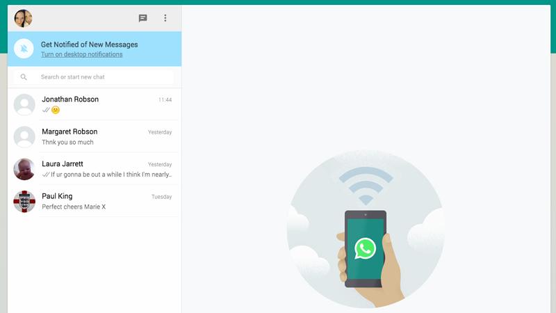 واتس اپ چگونه واتس اپ خود را به رایانه شخصی متصل کنیم؟