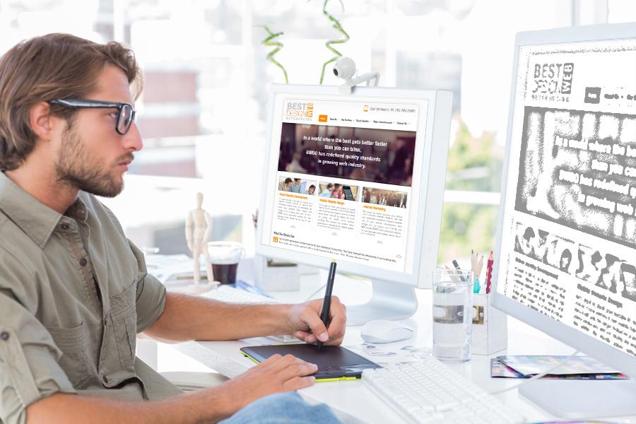 طراحی حرفه ای سایت - website-designer طراح حرفه ای سایت چه ویژگی هایی دارد؟