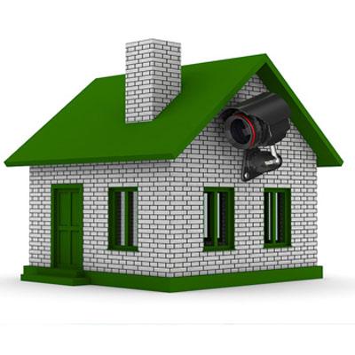 دوربین مداربسته برای ساختمان