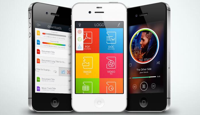 طراحی اپلیشکن موبایل طراحی اپلیکیشن موبایل