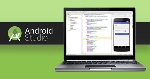 طراحی اپلیکیشن - اندروید استادیو (Android Studio) کلاس آموزشی طراحی اپلیکیشن