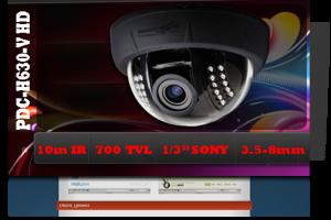 PDC630V-HD دوربين دام PDC-H630V HD