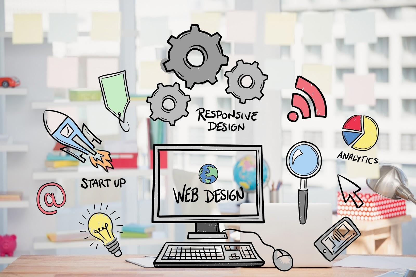 طراحی سایت  آموزش طراحی سایت