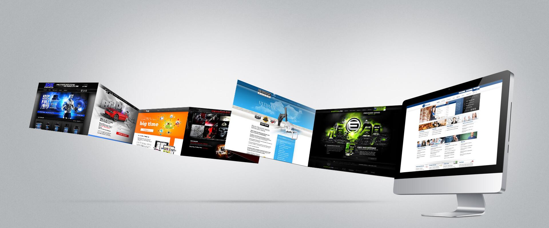 طراحی سایت در کرج طراحی سایت