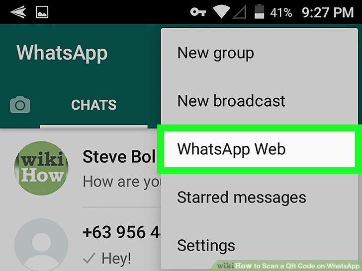 واتس اپ - WhatApp Web چگونه واتس اپ خود را به رایانه شخصی متصل کنیم؟
