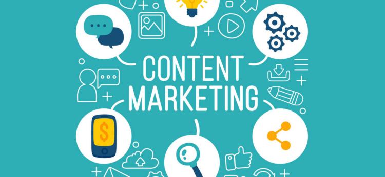 بازاریابی اینترنتی - Content Marketing بازاریابی شبکه ای به روش اینترنتی
