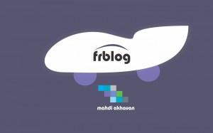 frblog طراحی وب سایت اف ار بلاگ