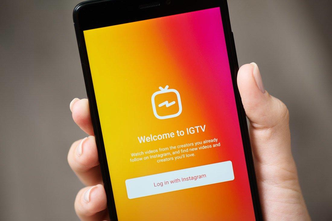 igtv IGTV چیست؟