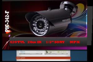 pic342-f دوربين بولت PIC-372F HD