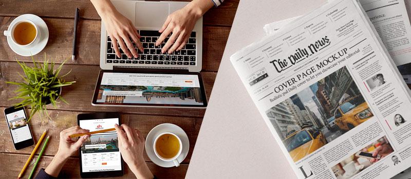 press-web-design طراحی سایت خبری