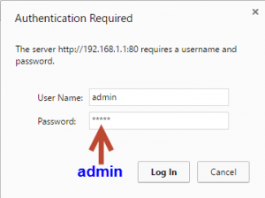 user-pass-admin-300x224 افزایش سرعت اینترنت با استفاده از Google Public DNS